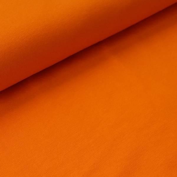 Bilde av Økologisk french terry, orange