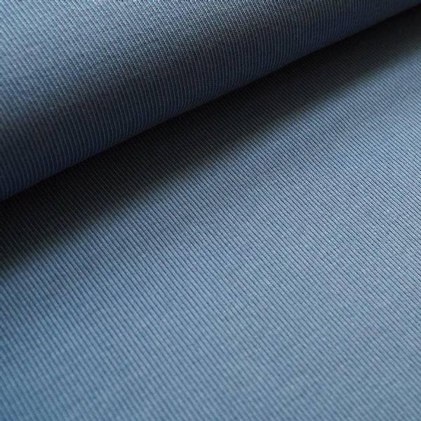 Bilde av Økologisk bomullsjacquard, striper jeans