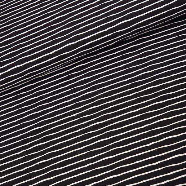 Bilde av Økologisk jersey, good vibes, svart