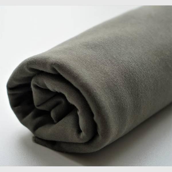 Bilde av Økologisk ribb, khaki