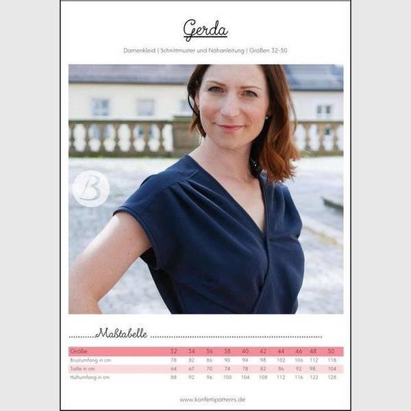 Bilde av Konfetti Gerda kjole