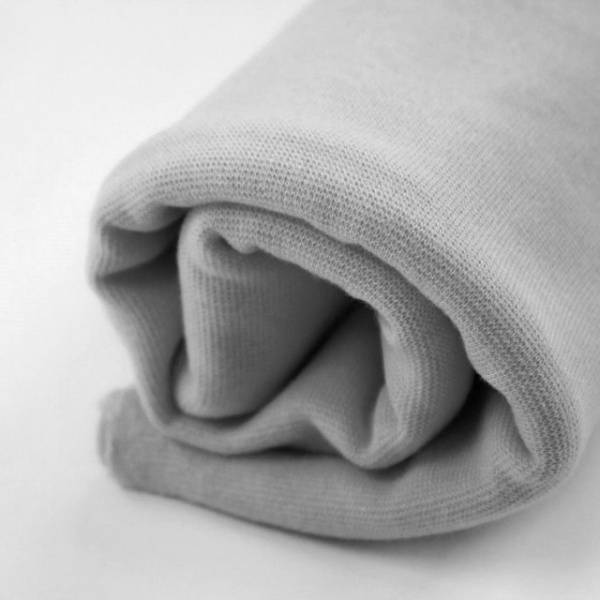 Bilde av Økologisk ribb, grå